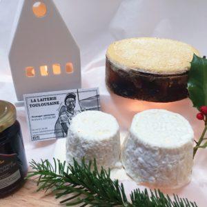 ????Plateau Découverte Noël Fromages frais