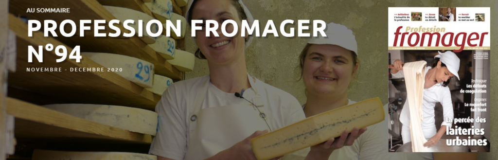 profession fromager